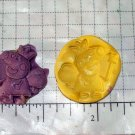 Pigs can Fly - Silicone Mold- Candy Cake Clay Cookies Crafts