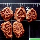 Leaf Set -Silicone Mold Crafts Cake Candy Cookies