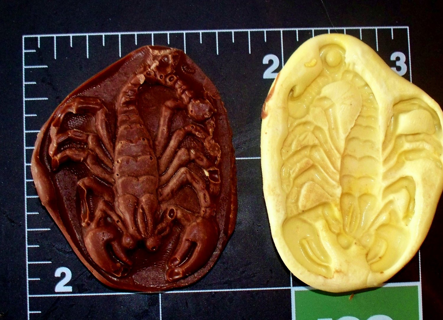 Scorpion-  Cake Candy Cookies Crafts-  Silicone Mold