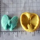Butterfly -  Cake Candy Cookies Crafts-  Silicone Mold
