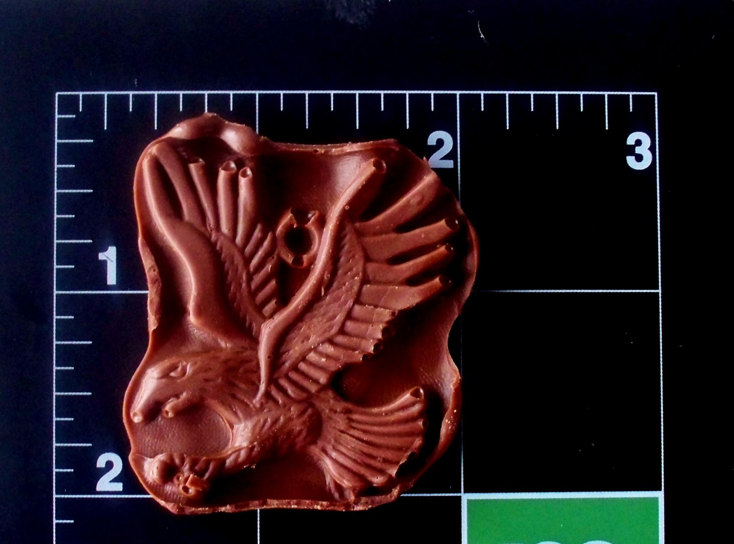 Eagle  -  Cake Candy Cookies Crafts-  Silicone Mold