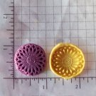 Design I -Silicone Mold Cookies Crafts Cake Candy