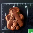Letter Mouse A - Silicone  Mold Soap Candy Plaster Cake Resin