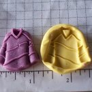 Sports Hockey  -  Silicone Mold - Cake Resin Plaster Candy