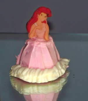 Princess -  Silicone Mold- Candy Cake Sugar craft Fondant
