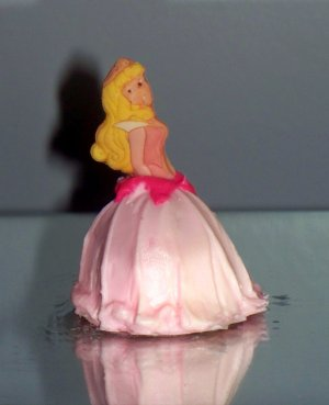 Princess -  Silicone Mold - Candy Cake Sugar craft Cookies