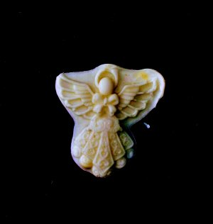 Filigree Angel - Silicone Mold - Cake Candy Cookies Clay Crafts Fondant