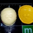 Monster Mummy- Silicone Mold- Halloween Kids Candy Cake toppers Crayons Clay  Cookies Crafts