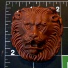 Lion - Cake Candy Cookies Crafts-  Animal Flexible Push Silicone Mold