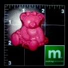 Teddy Bear Ballerina -Silicone Mold Crafts Cake Candy Cookies