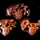 Reindeer Games- Silicone Mold- Kids Cake Candy Cookies Fondant Crafts