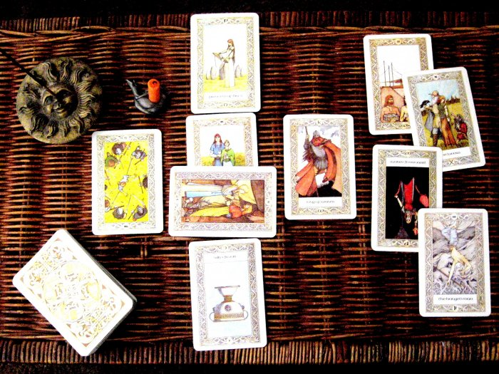 Tarot Card Reading for any 1 Question