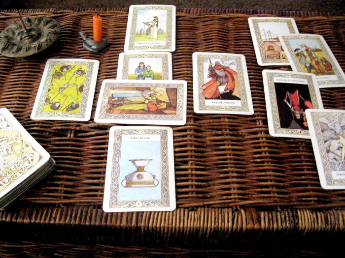 Tarot Card Reading for any 2 Questions