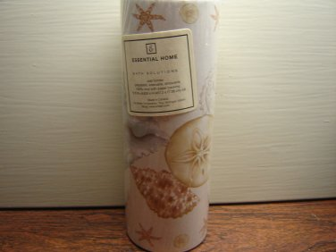 Seashell wallpaper border Beach Walk cream blue beige pink tan 15 ft x 6.8 inches brand new sealed