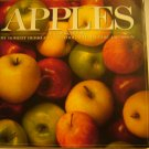 Apples A Cookbook by Robert Berkley photos Eric Jacobson ISBN 0671729020 120 pages NEW