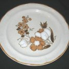 Hearthside Stoneware Autumn Fair Baroque Dinner Plate Japan