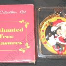 Disney Grolier Keepsake Ornament Minnie Christmas Magic 26311-108
