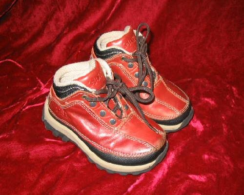 Boys Kids Toddlers GBX Leather Boots Shoes 7 M