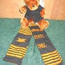 Grambling State University Graduation Bear Stole GSU 2002