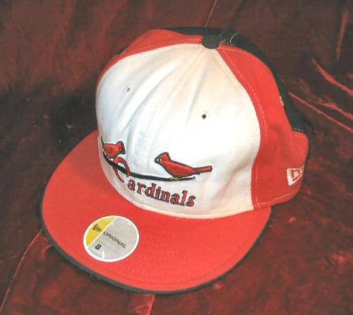 New Era 59fifty St. Louis Cardinals MLB Hat Cap 8 Wool