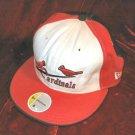 New Era 59fifty St. Louis Cardinals MLB Hat Cap 8 Wool