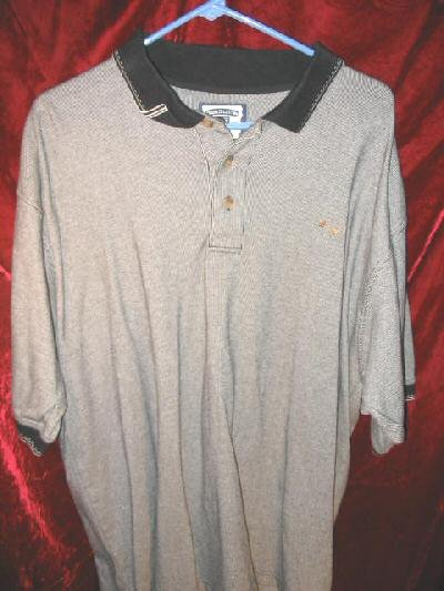 Mens Lee Casual Collection Polo Shirt XL Golf