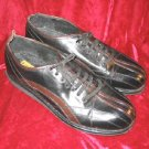 Mens Tolo Leather Dress Shoes Oxford  Black & Brown 13M 13 M Italy