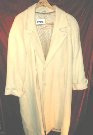Womens Cosi Full Length Winter Coat Jacket Sz S