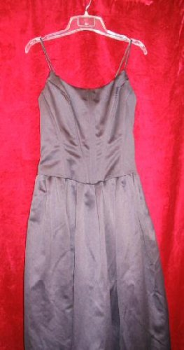 Jessica McClintock Wedding Bridesmaid Dress Gown Sz 12