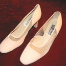 Vintage NEW Atrium Pink Heels Pumps Dress Shoes 8.5