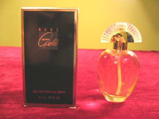 1995 Avon RARE GOLD 1.7 oz Eau De Parfum Perfume Spray