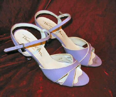 Thom McAn Dress Shoes Heels Pumps 8.5 Bridal