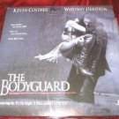 The Bodyguard Laserdisc Kevin Costner Whitney Houston I will Always Love You LD