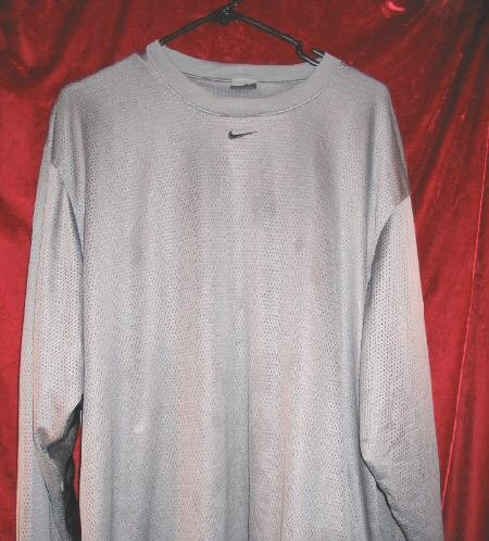 Nice Nike Hoop Basketball Pullover Fleece Shirt 2XL