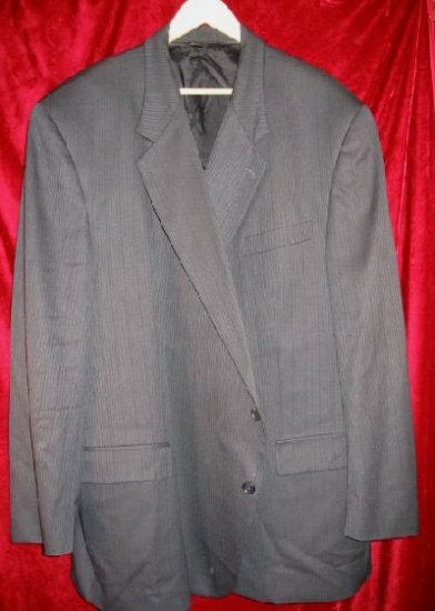 Vintage Jack Victor Suit Jacket Sport Coat 50 Clothing Dry Cleaned