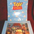 Disney PIXAR TOY STORY 1996 Commemorative Lithograph Framed