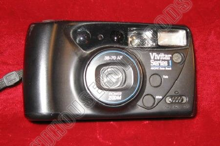Vivitar 35MM Series I Power Zoom 38-70AF Camera 460PZ