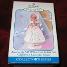 1998 Little Bo Peep Doll Barbie #2 Ornament QEO8373