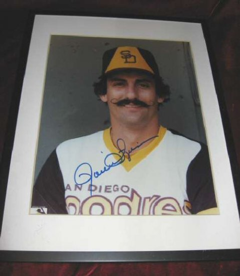 San Diego Padres Rollie Fingers Signed Autograph Photo