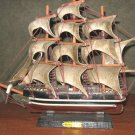 Cutty Sark Wooden Clipper Sail Boat Ship Model w/stand