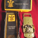 Prince Charles Caernarvon 1969 Bottle Opener Ich Dien