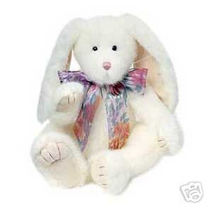 NEW Boyds Cassie B. Nibbles Bear Easter Bunny 58290-01