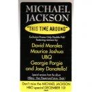 "Michael Jackson This Time Around LP Record 2x12"""
