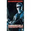 TERMINATOR 2 JUDGEMENT DAY Laserdisc LD MINT