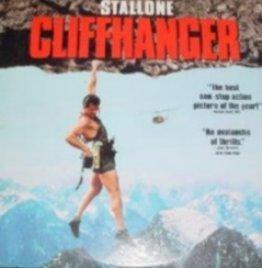 Cliffhanger Laserdisc LD Sylvester Stallone MINT