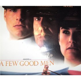 A Few Good Men Laserdisc LD Tom Cruise MINT