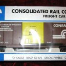 K-Line K641-9026 Conrail Classic Boxcar Safety Award Freight Car Train