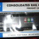 K-Line K621-9012 Conrail Classic Hopper Safety Award Freight Train