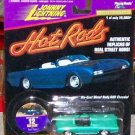 NEW Johnny Lightning Hot Rods Green Bad Bird #12 Thom Taylor