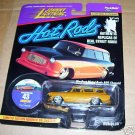 New Johnny Lightning Hot Rods Tan Rumblur #43 Troy Trepanier Diecast Car